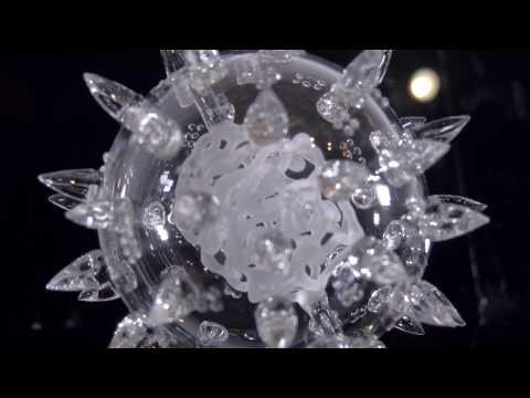 Luke Jerram: Glass Microbiology