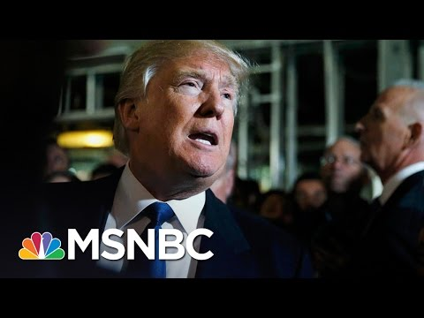 Trump White House Undergoes Shift In Policy And Tone Toward Foreign Policy | Morning Joe | MSNBC