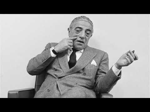 Historic Pictures of Aristotle Onassis