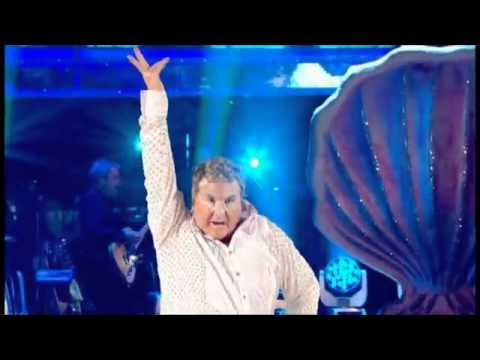 Russell Grant and Flavia Cacace - Cha Cha Cha