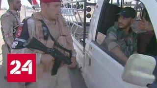 Россия и Сирия открыли КПП для охраны зоны деэскалации