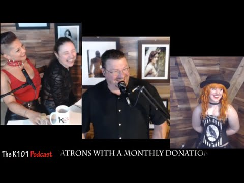 Kinky, Fetish, and Swinger Q&A, and Hot Seat Questions for Allie - the K101 Podcast 29-May-2019 from YouTube · Duration:  1 hour 35 minutes 53 seconds