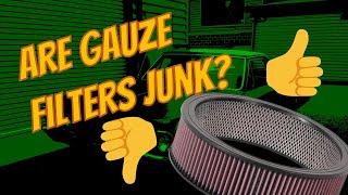 Are K&N Air Filters Junk?