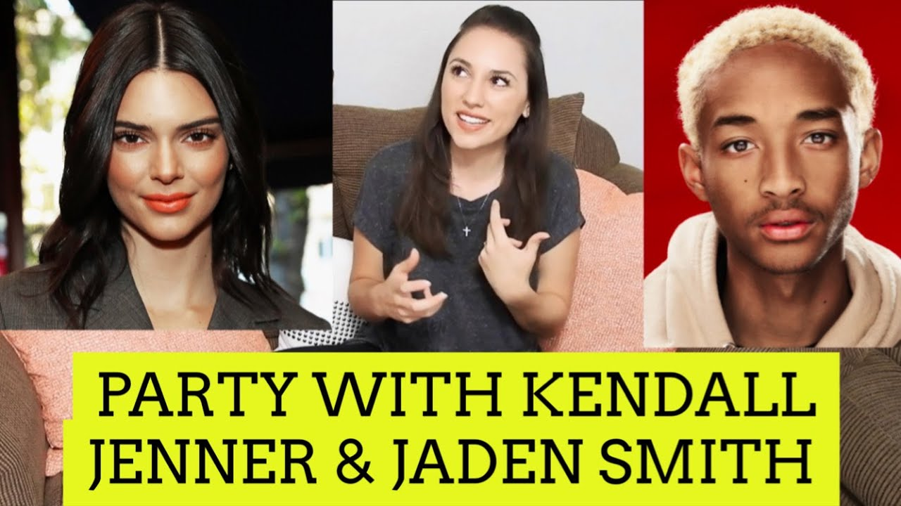 STORYTIME: I PARTIED WITH KENDALL JENNER & JADEN SMITH