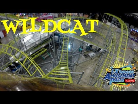 Wildcat, *Onride POV*, New For 2018! IX Indoor Amusement Park