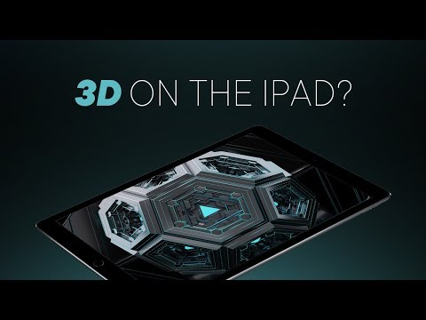 3D Modelling On The IPad: Is That Even Possible?