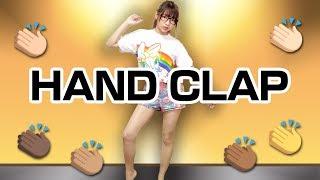 【HAND CLAP】初見でTikTokで話題の2週間で10kg痩せるダンス踊ってみたらひどすぎw【えっちゃんとダイエット】