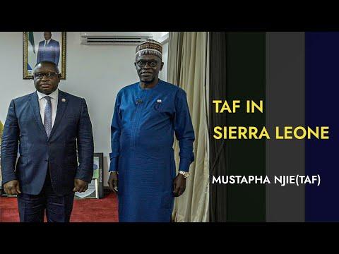 TAF in Sierra Leone