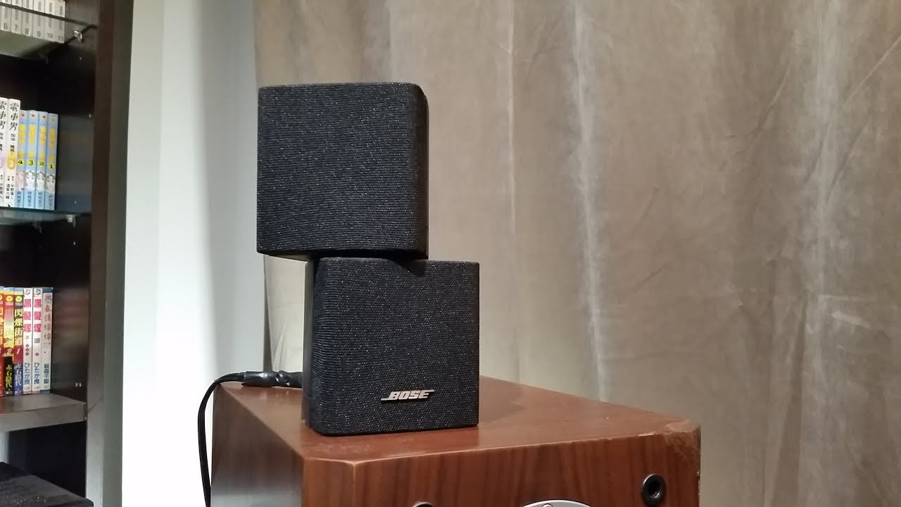bose acoustimass 10 speaker system review youtube. Black Bedroom Furniture Sets. Home Design Ideas