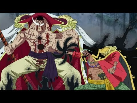 Strongest Man In The World - Whitebeard - Marineford - Monkey D.Luffy -  End Me  (One Piece)