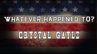 Whatever Happened To Crystal Gayle?