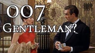 Czy James Bond jest gentlemanem? (Sean Connery) – Czas Gentlemanów