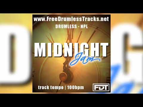 Midnight Jam - Drumless - NPL (www FreeDrumlessTracks net) - Thủ