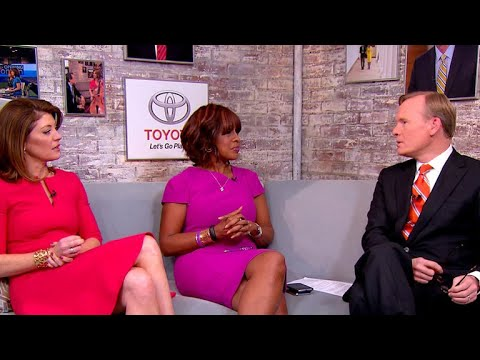 "Meet ""CBS This Morning's"" new co-host John Dickerson - YouTube"