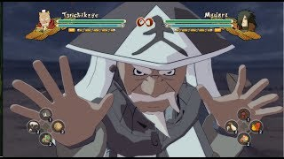 pc naruto ultimate ninja storm 3 full burst onoki tsuchikage theme mod hd
