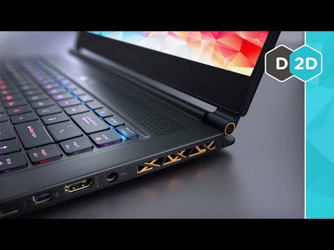 MSI GS65 - Their Best Gaming Laptop Yet!