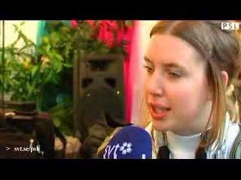 SVT: PSL - Intervju med Lykke Li, del 2 av 2