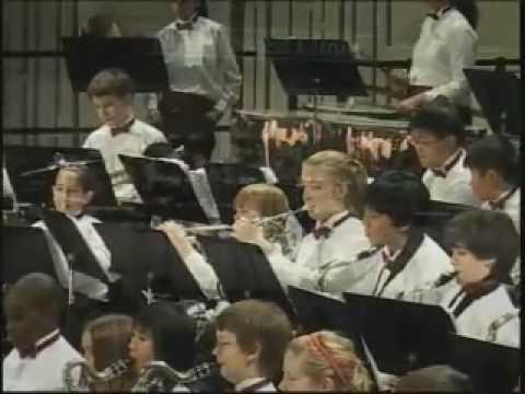 Clarksville Middle School Wind Ensemble: REVERBERATIONS