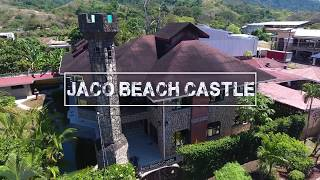 Costa Rica bachelor party Mansion - The Castle