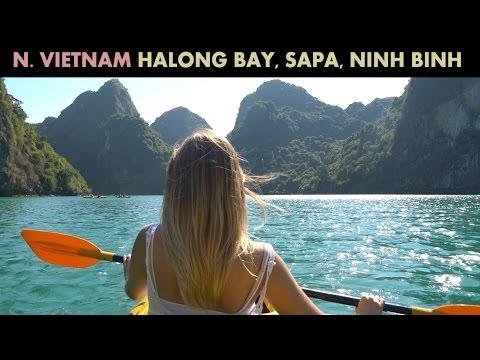 Travel Northern VIETNAM  (Halong Bay, Sapa, Ninh Binh)