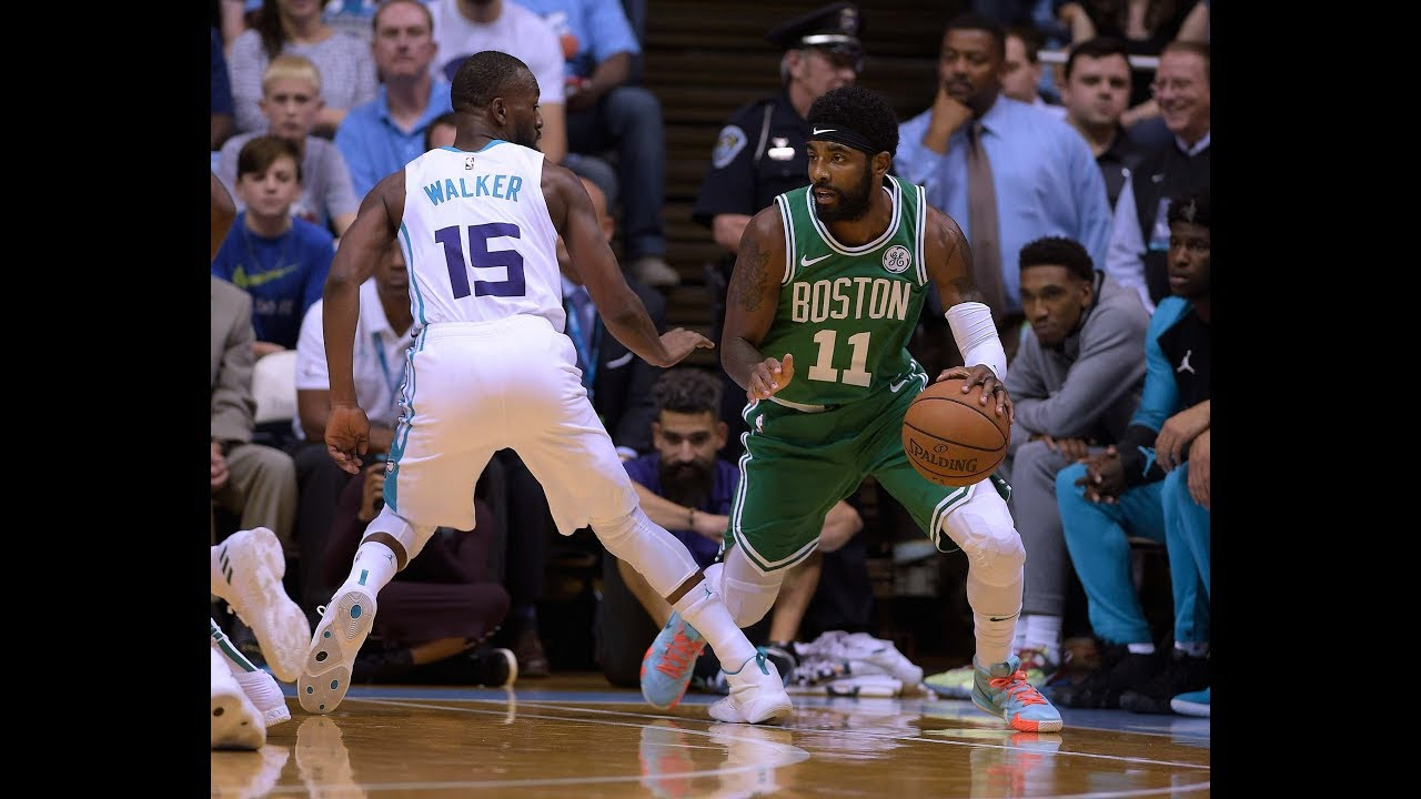 Kyrie Irving and Kemba Walker: Changing of the Guard | 2018-2019 Top Plays