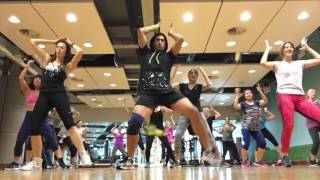 Sin contrato Maluma zumba fitness with Papi UK choreography by BPM