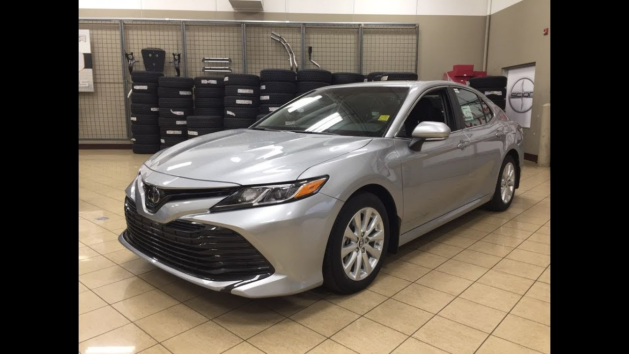2018 Toyota Camry Le >> 2018 Toyota Camry Le Review