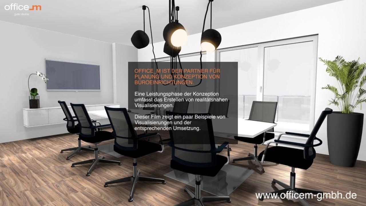 Büromöbel Büroeinrichtung Büroplanung Büromöbel Planung München ...