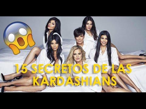 15 cosas que no sabias de las Kardashians