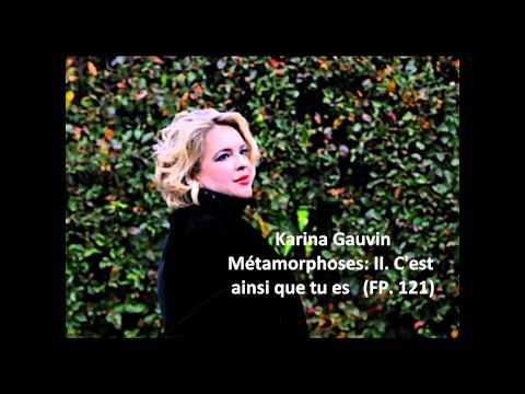Karina Gauvin: The complete