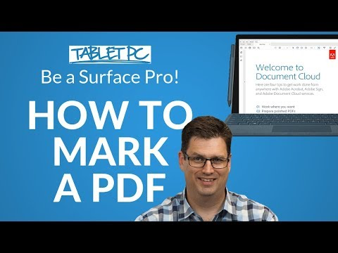 How To Draw On A PDF In Adobe Acrobat Reader