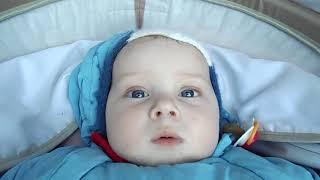 Невероятная любовь мамы к сыну. 1 годик. Очень трогательное стихотворение
