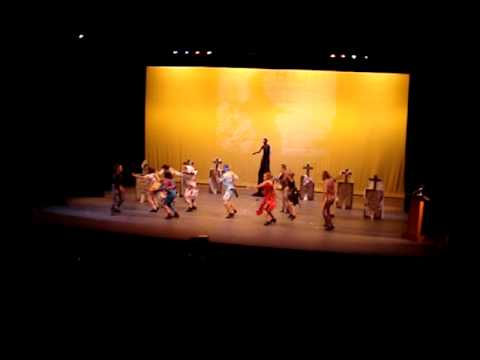 "JAZZ MOTIONS - Coreografia ""ZOMBIES"""