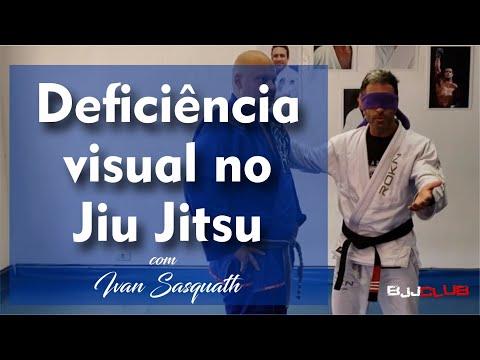 Pegando as costas com Ivan Sasquath - Jiu Jitsu - BJJCLUB