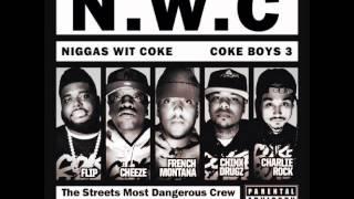 French Montana- Ballin ft Rick Ross & Charlie Hustle (Coke Boys 3)