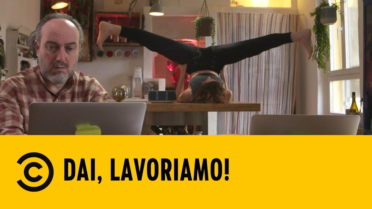 Marta e Gianluca: Pacchi - Dai, lavoriamo! Smart Working Edition - Comedy Central