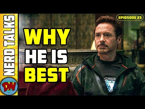 Why Tony Stark is Fan Favorite ? | Nerd Talks Ep 23