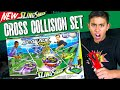 Beyblade | Hasbro Cross Collision Battle Set | SlingShock Turbo GT