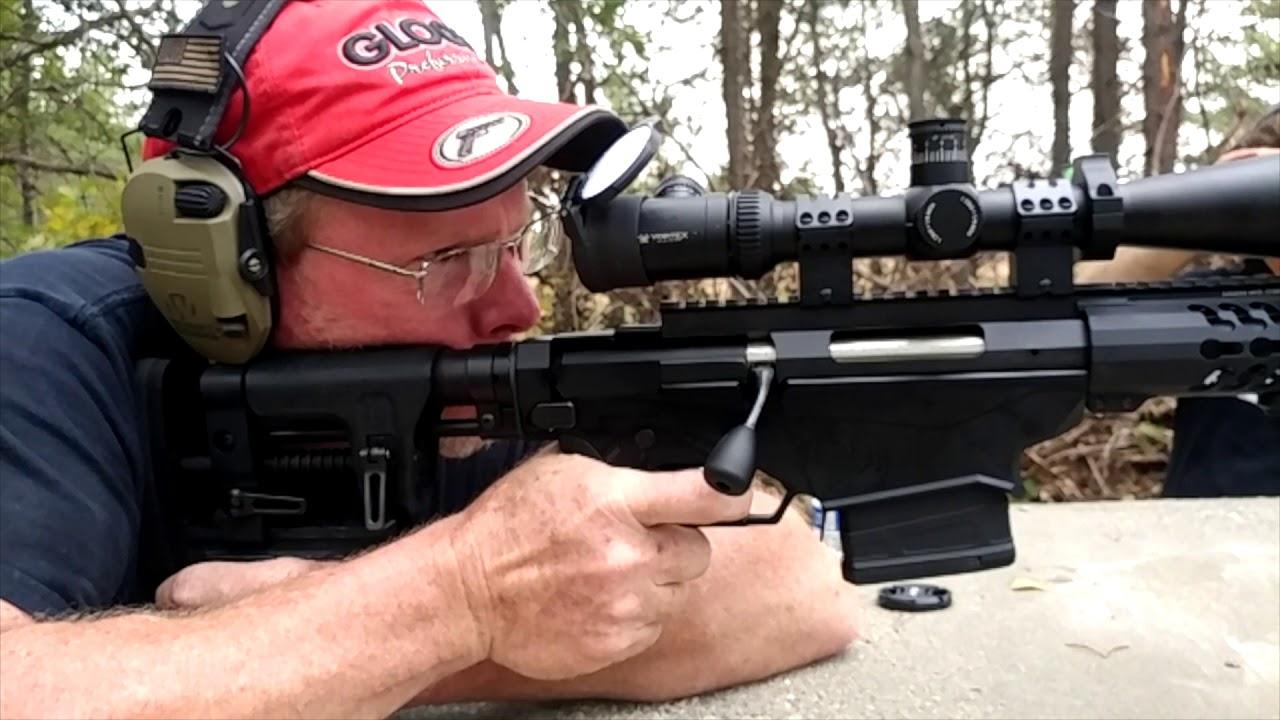 Precision Rifle Training - 750 Yard Outdoor Range