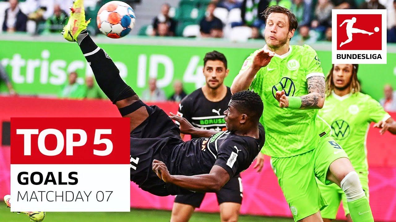 Download Top 5 Goals - Nkunku, Embolo, Kostić & More