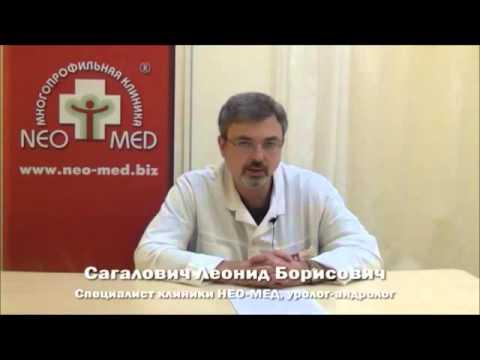 Лекарства для лечения уретрита