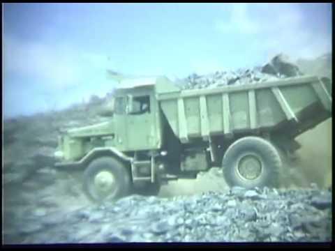 Vietnam War: Paving of Highway QL14 (April 15-17, 1970)