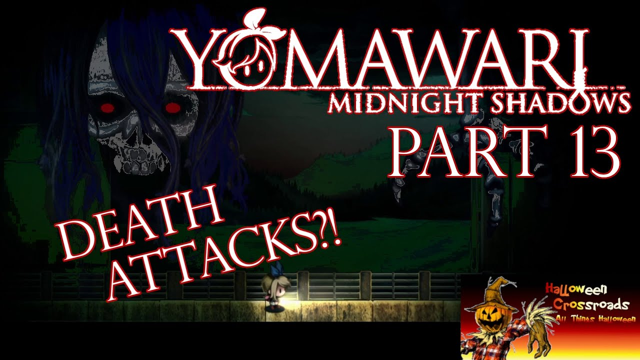 Indie Horror Game PS4 - Yomawari Midnight Shadows PS4 | Walkthrough - Part 13