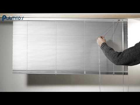 Montare una veneziana in alluminio from YouTube · Duration:  6 minutes 59 seconds