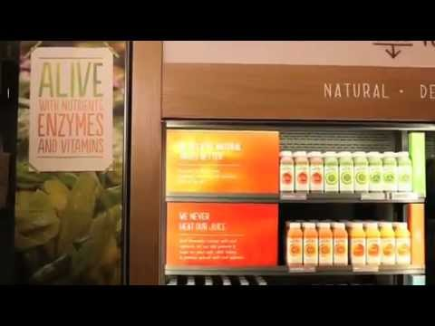 A look inside Starbucks' juice concept Evolution Fresh | Nation's Restaurant News