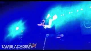 """Tamer Hosny - Las Vegas Concert """" World Tour 15.2.2014 """""""