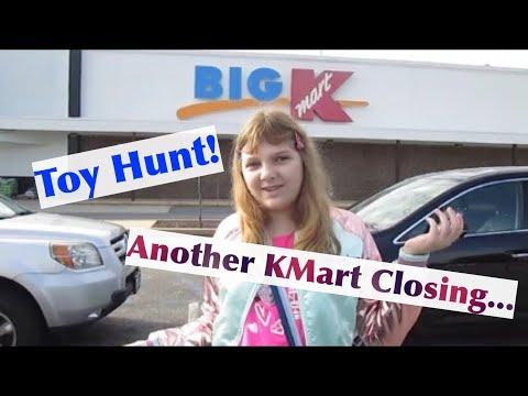 Toy Hunt at Kmart! Delaware Store Closing – My Little Pony, Num Noms, Moj Moj, Lalaloopsy & More!