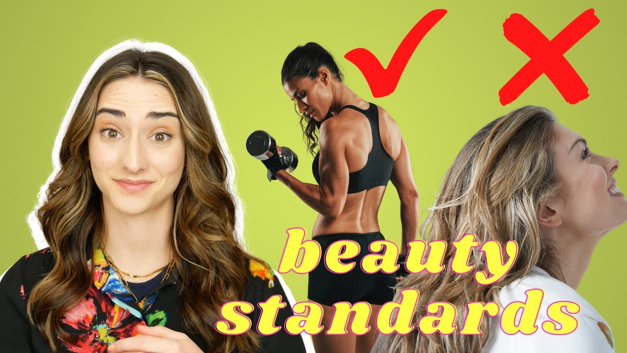 The TRUTH About Beauty Standards - I'm TIRED Of Hearing How BAD They ALL ARE