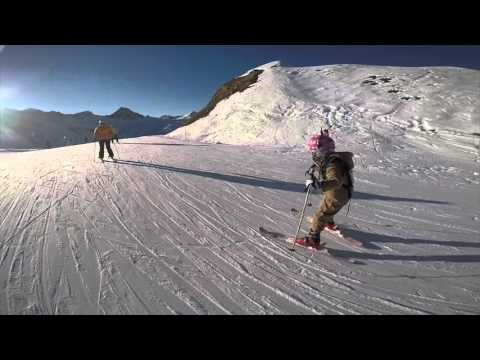 Skiing Xmas 2015 Val Claret In Tignes with Mark Warner