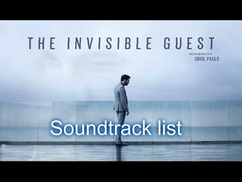 The Invisible Guest (Contratiempo) Soundtrack list